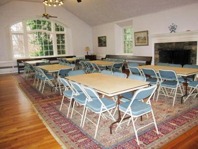 Swarthmore Friends Meeting Whittier Room Al